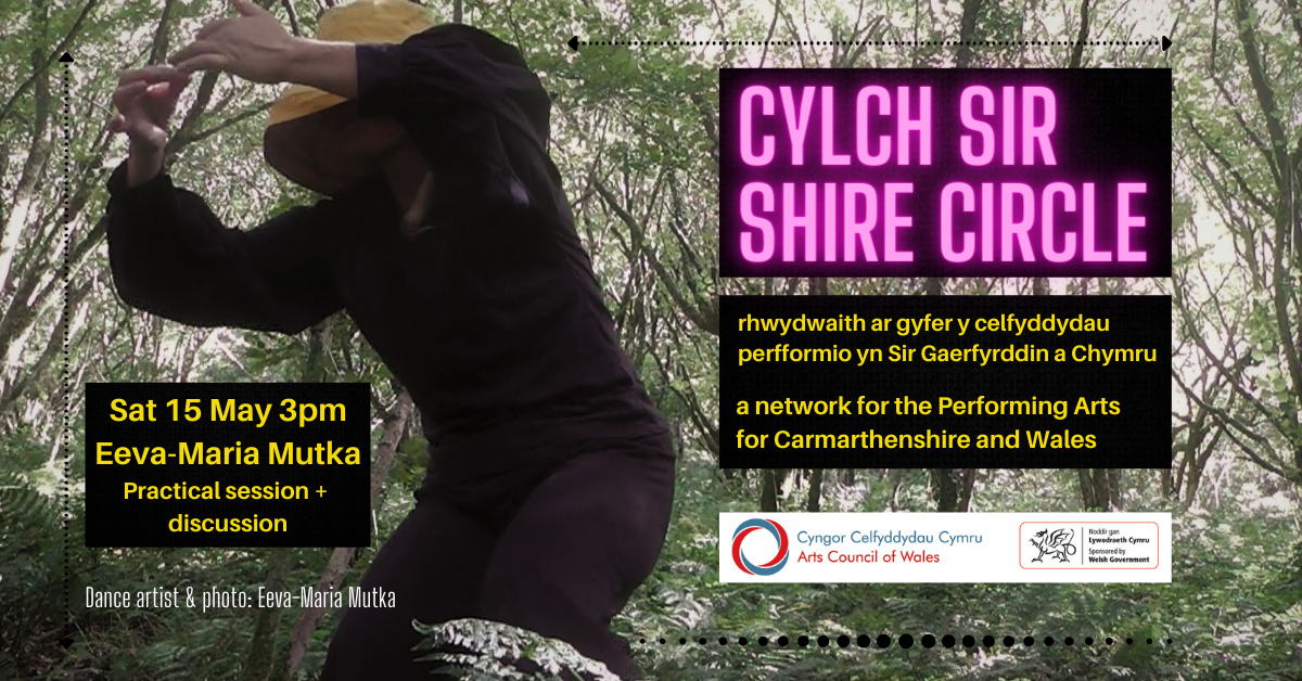 Cylch Sir - Shire Circle with Eeva-Maria Mutka