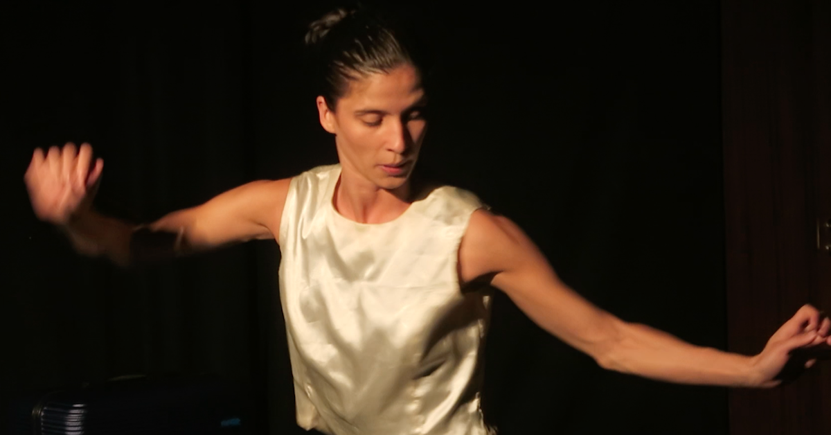 Body Voice Paradox Dance-Theatre Workshop by Gabriela Flarys