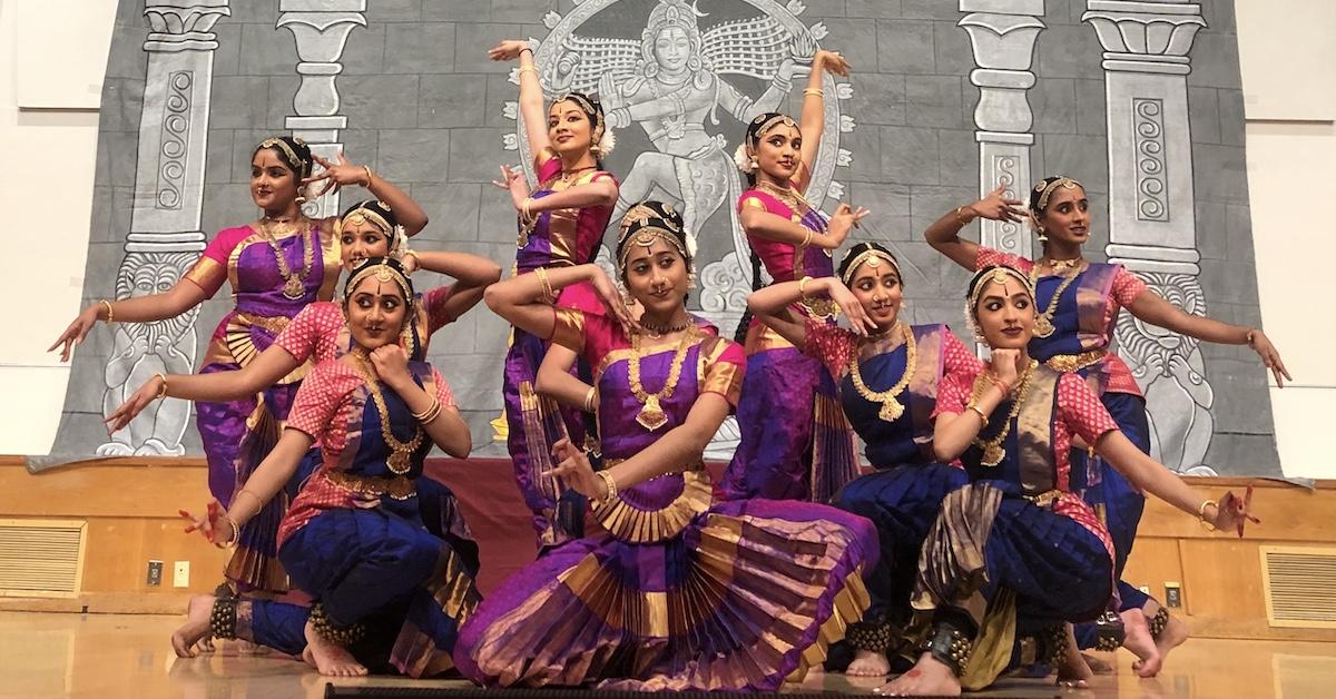 Bharatanatyam Movement - Rhythm - Poetry and Dance Theatre with Deepa Mahadevan