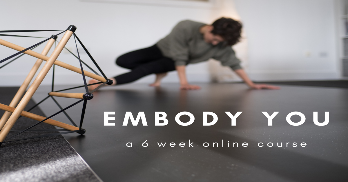 Embody You - discover your authentic self with Kristin Loeer