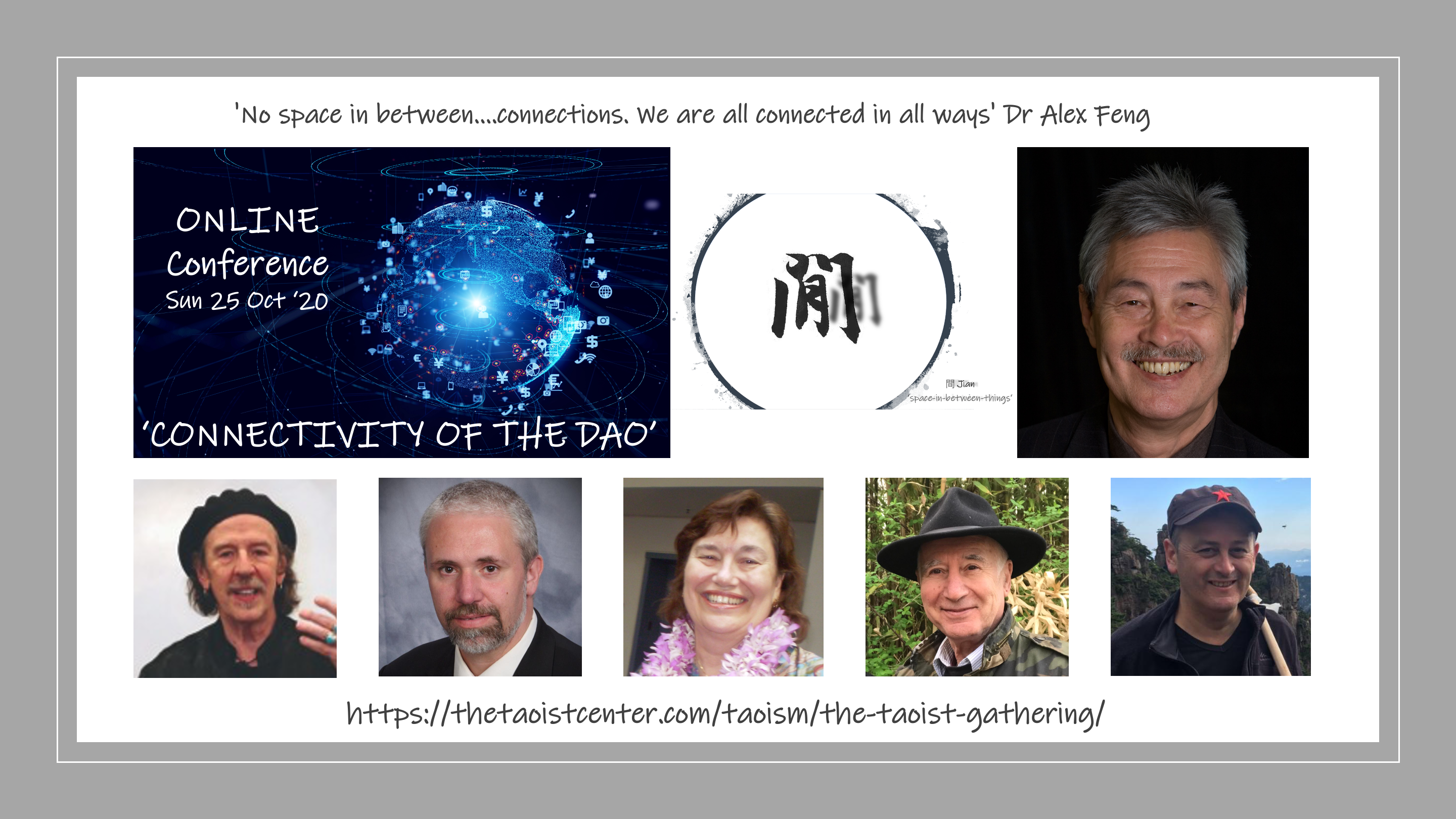 Wu Jian - Connectivity of the Dao - 17th Annual Taoist Gathering
