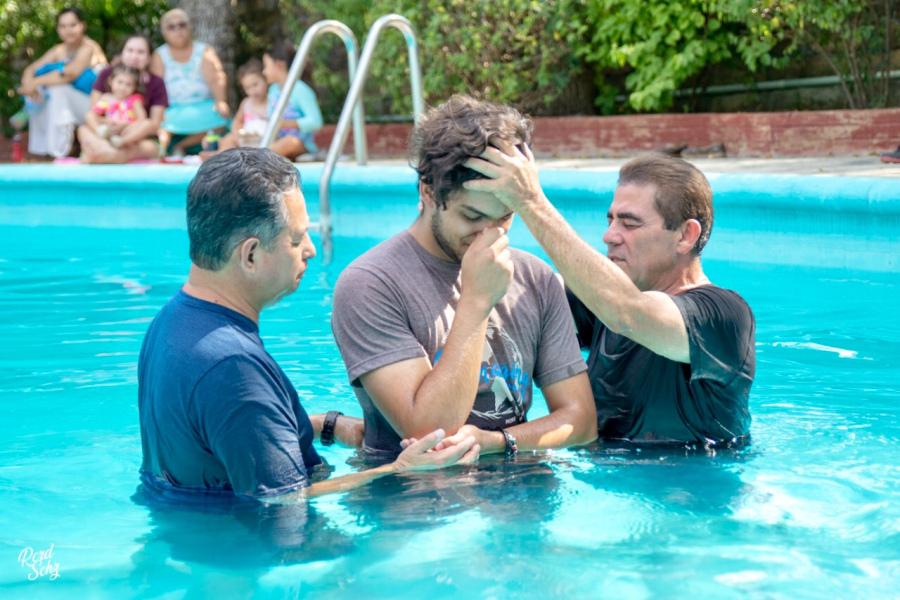 Arturo Baptism