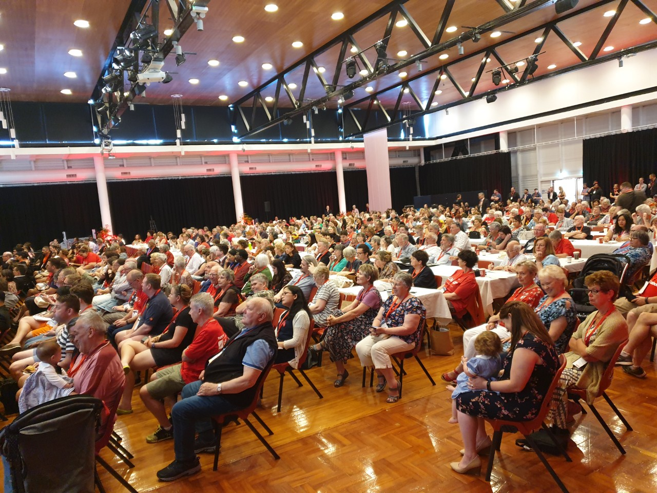 Labour Conference highlights Whanganui's advantages as a conference destination