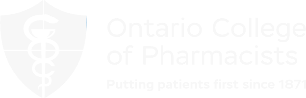 Ontario College of Pharmacists accreditation for Kanata Compounding Pharmacy