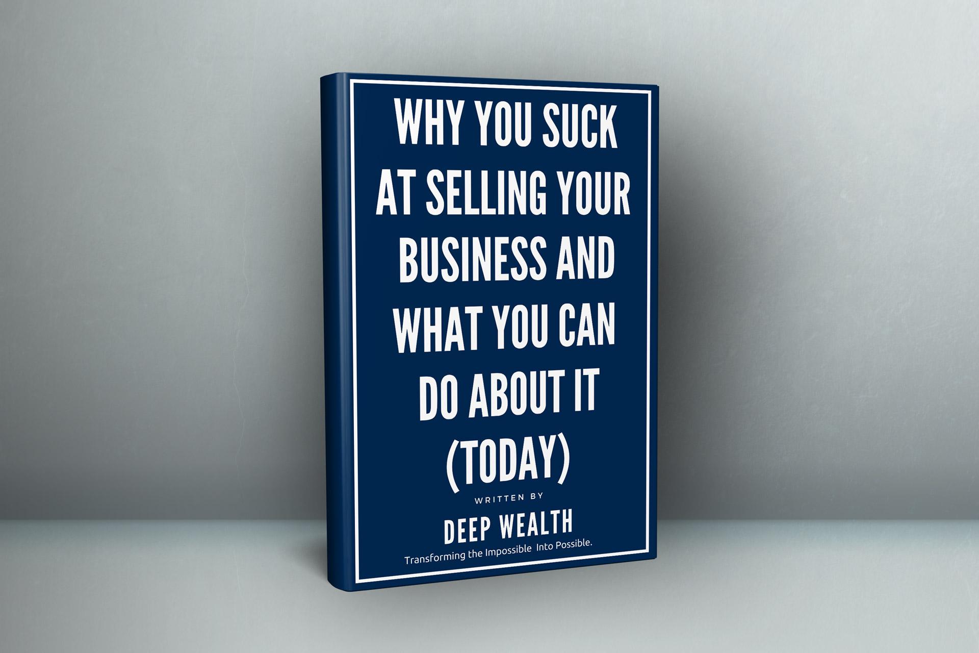 Deep Wealth ebook cover