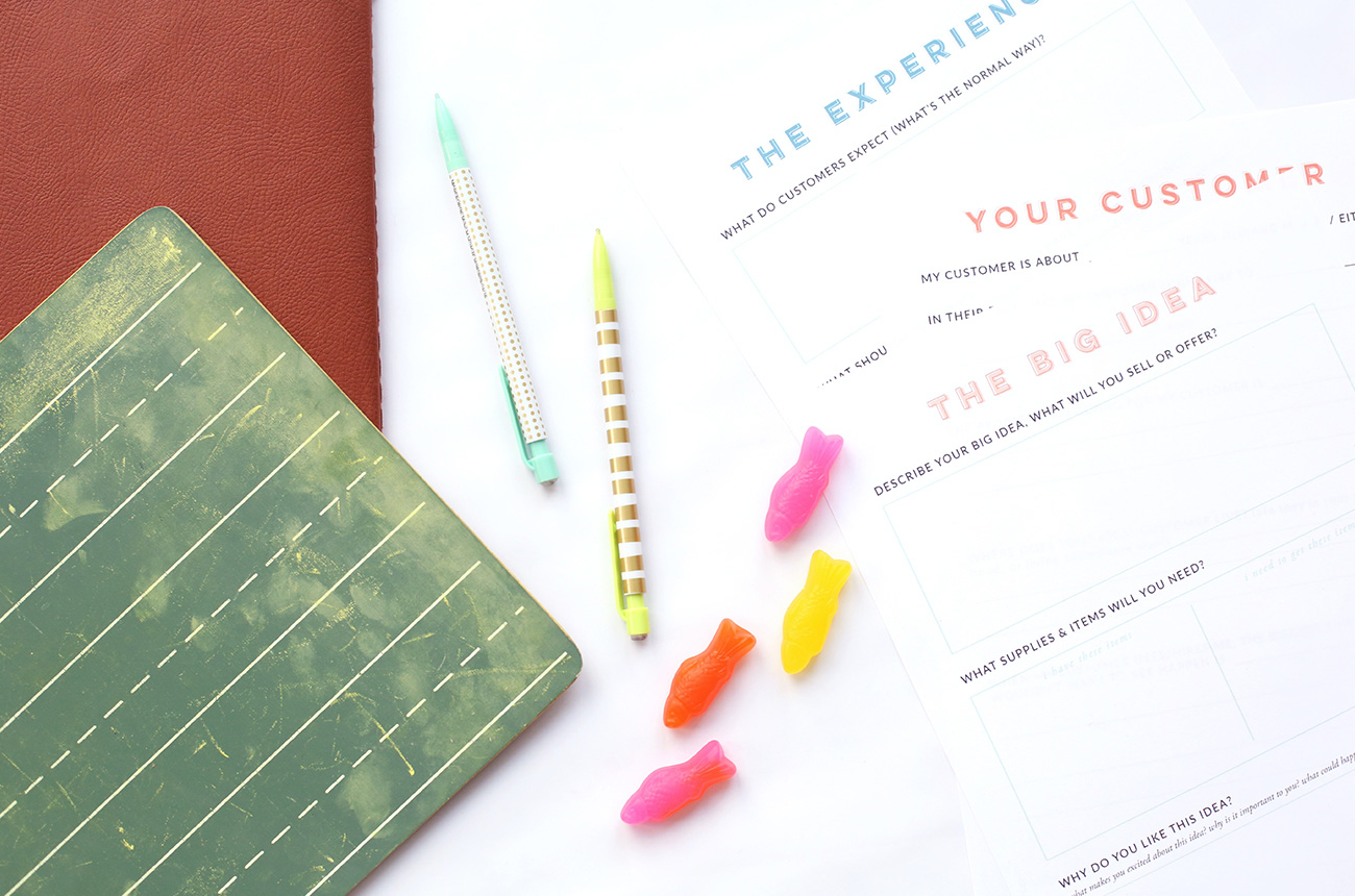 Templates to help your kids start a business