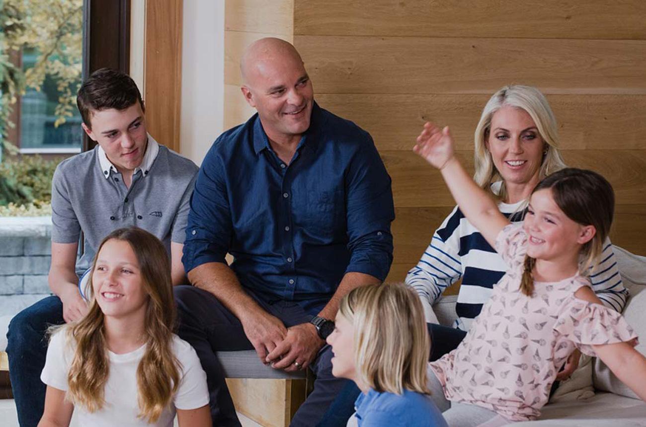 Baeumler family photo