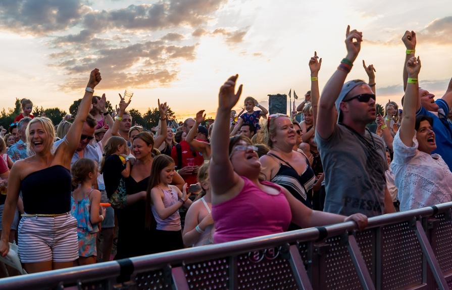 Festival on the Field Fun