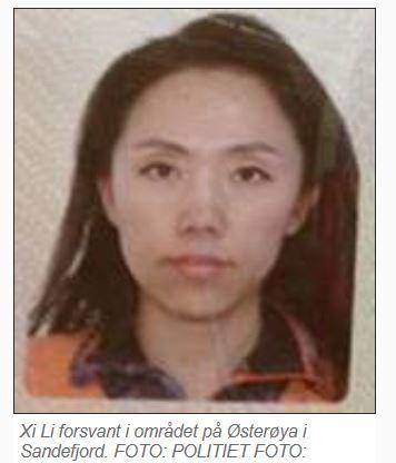 在挪威消失的中国女人