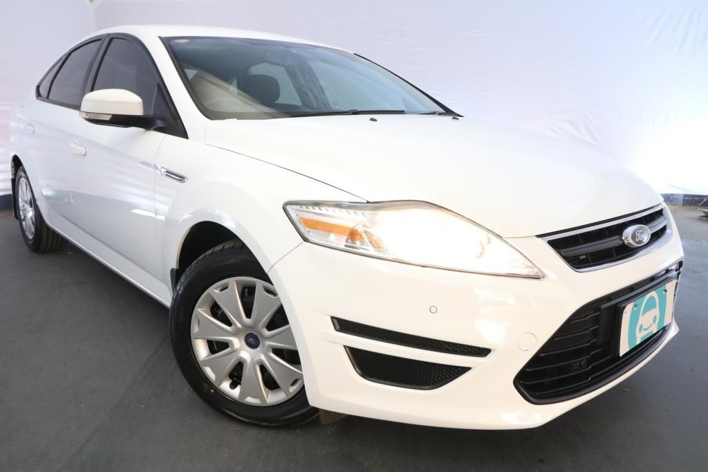 2013 Ford Mondeo LX TDCi MC / 6 Speed Auto Direct Shift / Hatchback / 2.0L / 4 Cylinder TURBO / Diesel / 4x2 / 5 door / November release LE513A