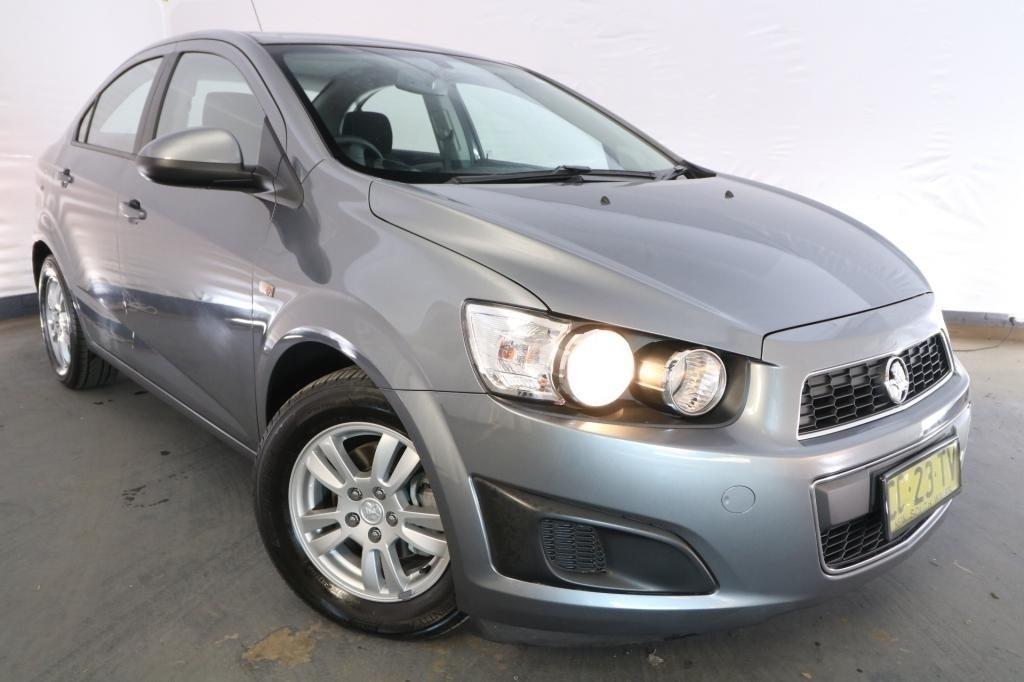 2015 Holden Barina CD TM MY15 / 6 Speed Automatic / Sedan / 1.6L / 4 Cylinder / Petrol / 4x2 / 4 door / Model Year '15 June release RF315A