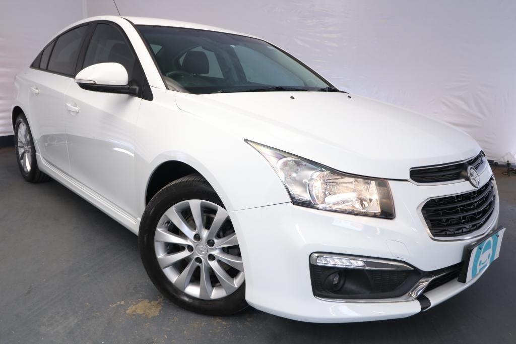 2015 Holden Cruze SRi JH MY15 / 6 Speed Automatic / Sedan / 1.6L / 4 Cylinder TURBO / Petrol / 4x2 / 4 door / Model Year '15 February release SIB15B