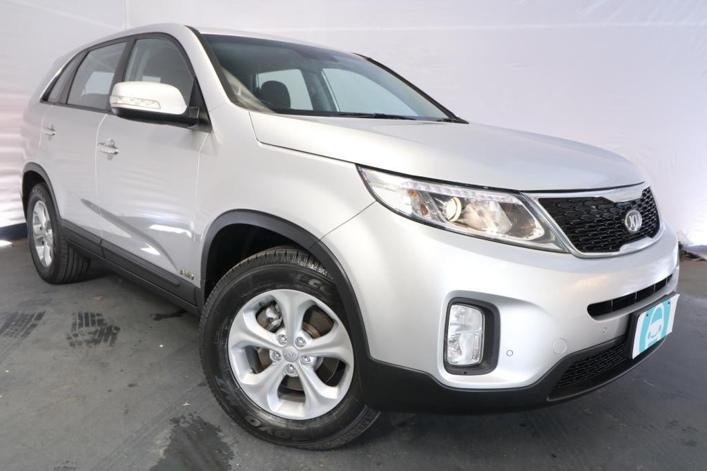 2014 Kia Sorento Si XM MY14 / 6 Speed Automatic / Wagon / 2.2L / 4 Cylinder TURBO / Diesel / 4x4 / 4 door / Model Year '14 July release PLN14A
