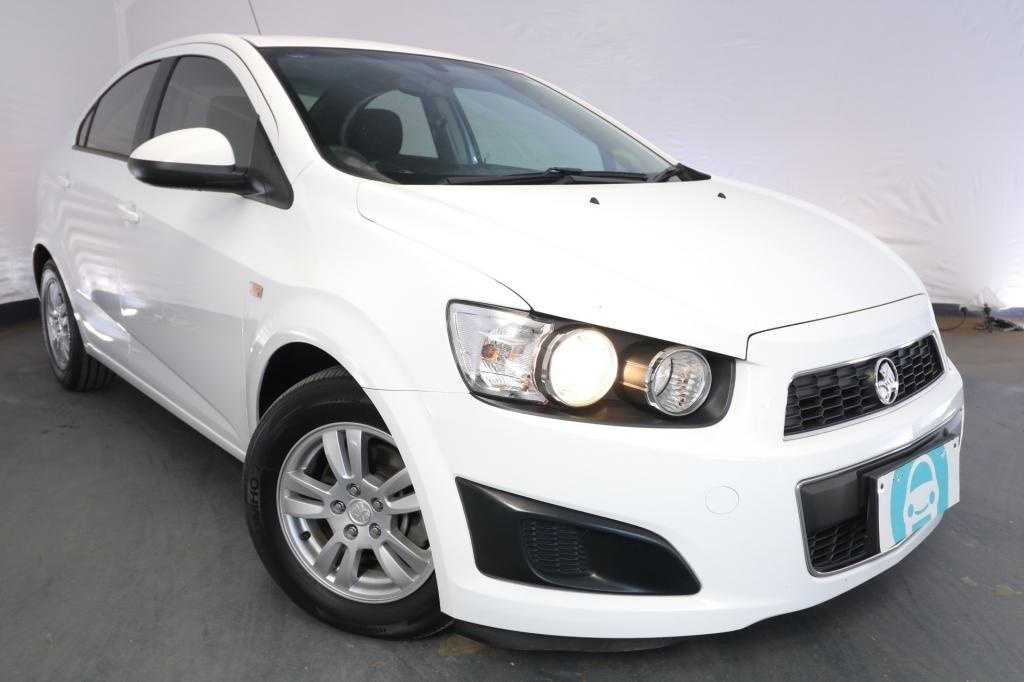 2014 Holden Barina CD TM MY14 / 6 Speed Automatic / Sedan / 1.6L / 4 Cylinder / Petrol / 4x2 / 4 door / Model Year '14 August release PP414A