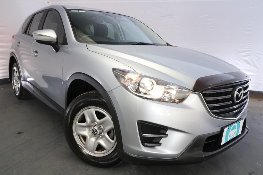 2015 Mazda CX-5 MAXX MY15 / 6 Speed Automatic / Wagon / 2.0L / 4 Cylinder / Petrol / 4x2 / 4 door / Model Year '15 February release SIL15B