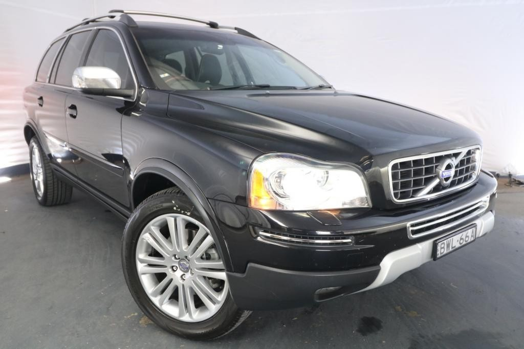 2011 Volvo XC90 D5 EXECUTIVE MY11 / 6 Speed Automatic Geartronic / Wagon / 2.4L / 5 Cylinder TURBO / Diesel / 4x4 / 4 door / Model Year '11 September release L3H11A