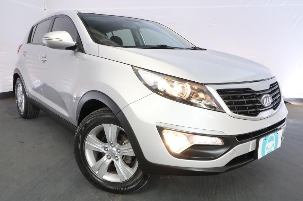 2011 Kia Sportage Si SL / 6 Speed Automatic / Wagon / 2.0L / 4 Cylinder / Petrol / 4x2 / 4 door / August release KV711A