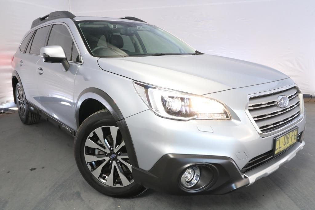 2017 Subaru Outback 2.5i PREMIUM AWD MY17 / Automatic (CVT) / Wagon / 2.5L / 4 Cylinder / Petrol / 4x4 / 4 door / Model Year '17 December release VRY17A