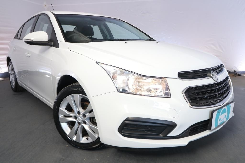 2015 Holden Cruze EQUIPE JH MY14 / 6 Speed Automatic / Sedan / 1.8L / 4 Cylinder / Petrol / 4x2 / 4 door / Model Year '14 March release P2P15A