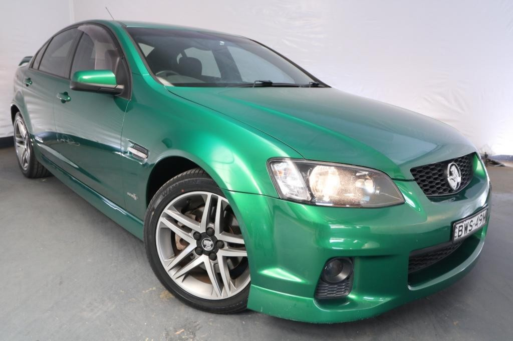 2011 Holden Commodore SS VE II / 6 Speed Manual / Sedan / 6.0L / 8 Cylinder / Petrol / 4x2 / 4 door / September release L2P11A