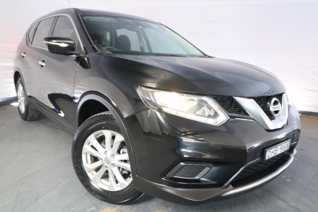 2016 Nissan X-Trail ST T32 / Automatic (CVT) / Wagon / 2.5L / 4 Cylinder / Petrol / 4x2 / 4 door / March release QTR16A