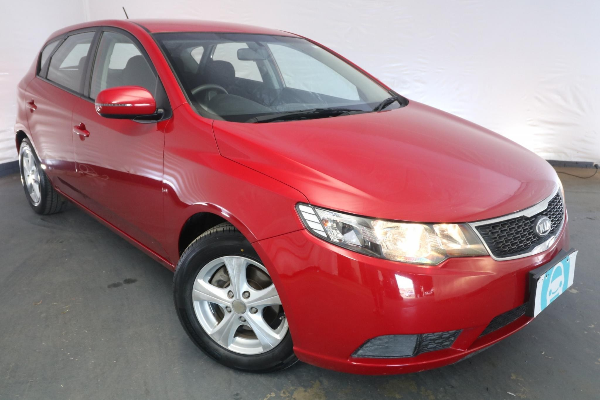 2012 Kia Cerato Si TD MY13 / 6 Speed Automatic / Hatchback / 2.0L / 4 Cylinder / Petrol / 4x2 / 5 door / Model Year '13 October release OFX12J