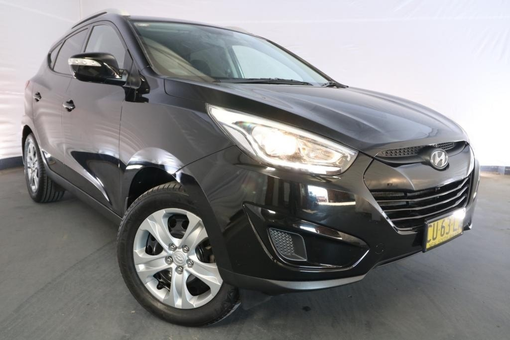 2014 Hyundai ix35 ACTIVE LM SERIES II / 6 Speed Automatic / Wagon / 2.0L / 4 Cylinder / Petrol / 4x2 / 4 door / October release Q5114A