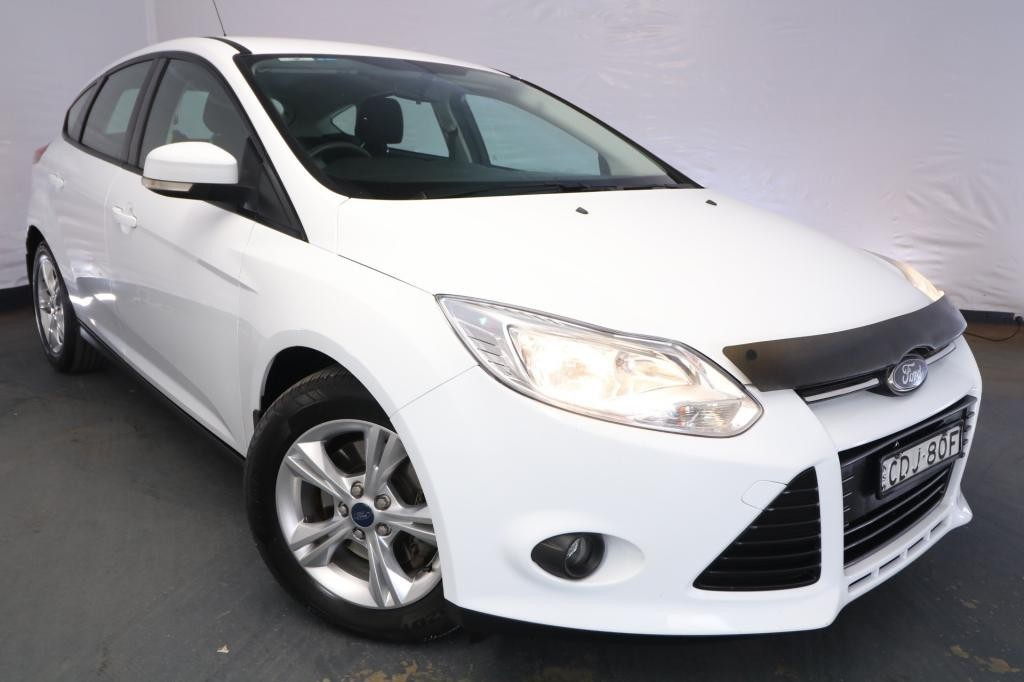 2011 Ford Focus TREND LW / 6 Speed Automatic / Hatchback / 2.0L / 4 Cylinder TURBO / Diesel / 4x2 / 5 door / July release MB111G