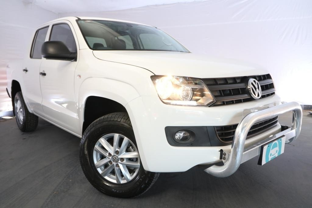 2016 Volkswagen Amarok TDI420 CORE EDITION 2H MY16 / 8 Speed Automatic / Dual Cab Utility / 2.0L / 4 Cylinder TURBO / Diesel / 4x4 / 4 door / Model Year '16 January release UC616A