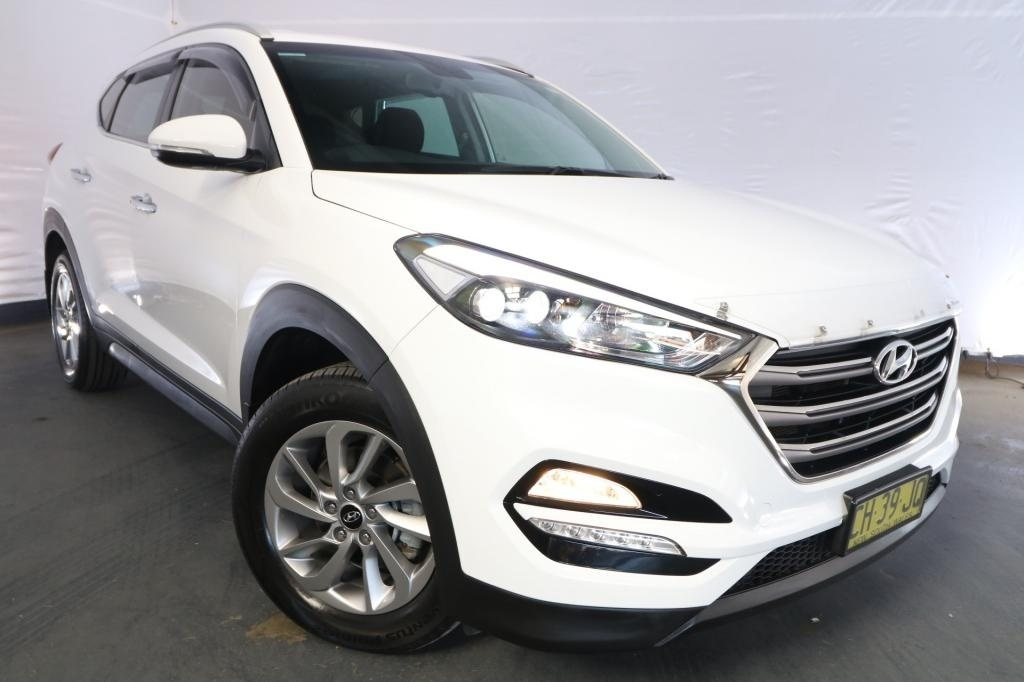 2016 Hyundai Tucson ELITE R-SERIES TLE / 6 Speed Automatic / Wagon / 2.0L / 4 Cylinder TURBO / Diesel / 4x4 / 4 door / July release T8Q16A