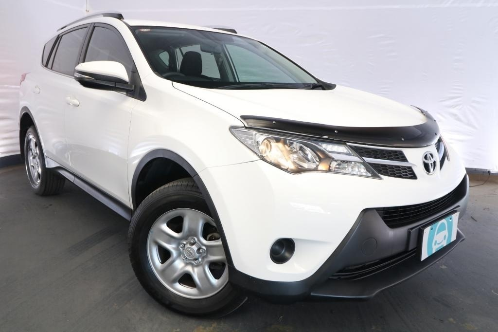 2014 Toyota RAV4 GX ZSA42R MY14 UPGRADE / Automatic (CVT) / Wagon / 2.0L / 4 Cylinder / Petrol / 4x2 / 4 door / Model Year '14 February release QJV14B