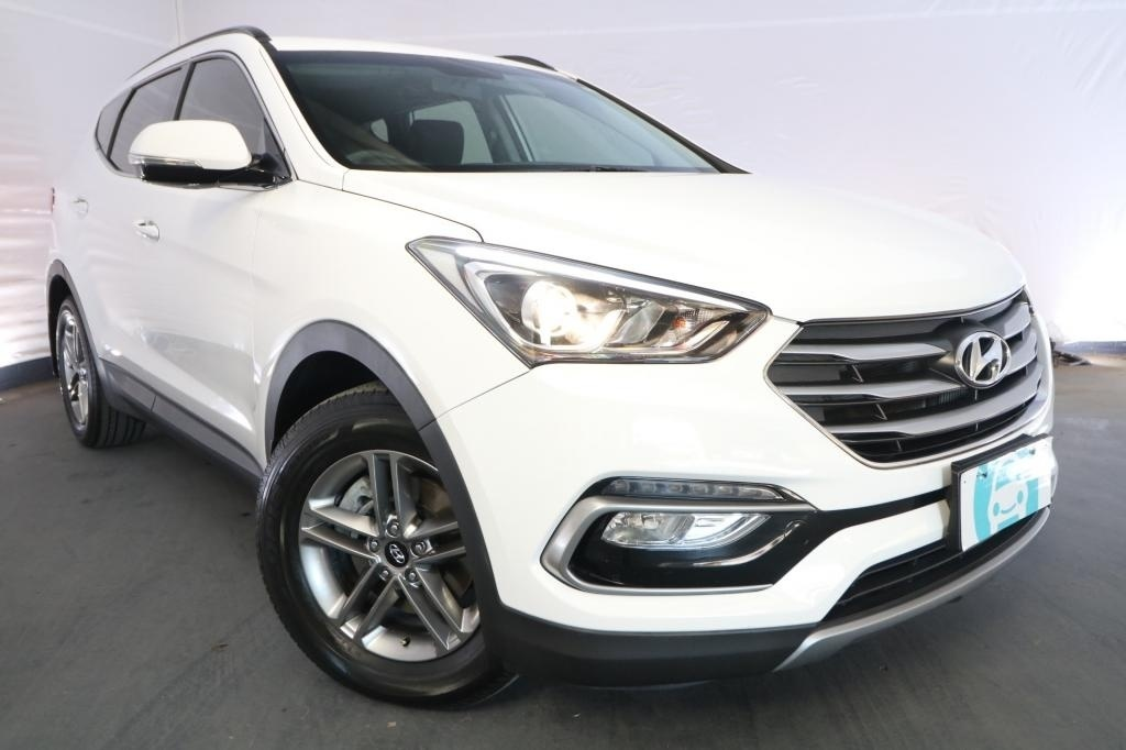 2016 Hyundai Santa Fe ACTIVE CRDi DM SER II (DM3) UPDATE / 6 Speed Automatic / Wagon / 2.2L / 4 Cylinder TURBO / Diesel / 4x4 / 4 door / December release VOW16L