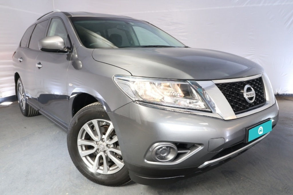 2015 Nissan Pathfinder ST R52 MY15 / Automatic (CVT) / Wagon / 3.5L / 6 Cylinder / Petrol / 4x2 / 4 door / Model Year '15 March release SRX15C