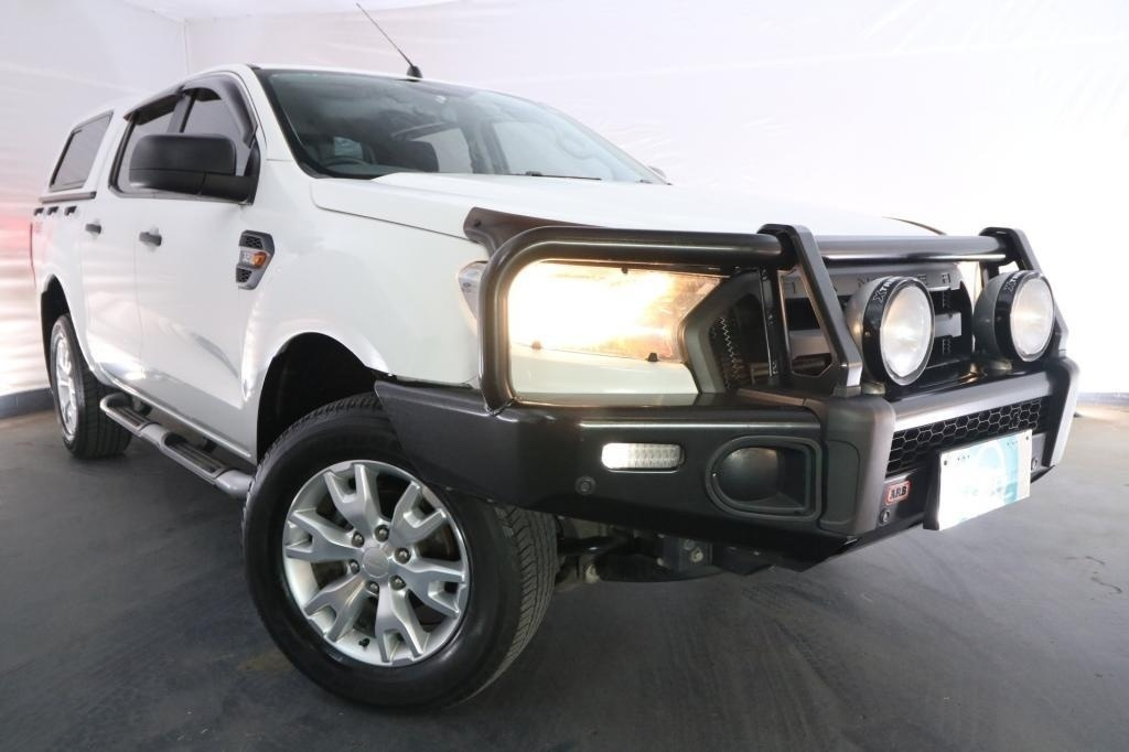 2015 Ford Ranger XL 3.2 PX / 6 Speed Automatic / Dual Cab Utility / 3.2L / 5 Cylinder TURBO / Diesel / 4x4 / 4 door / October release MQW15A