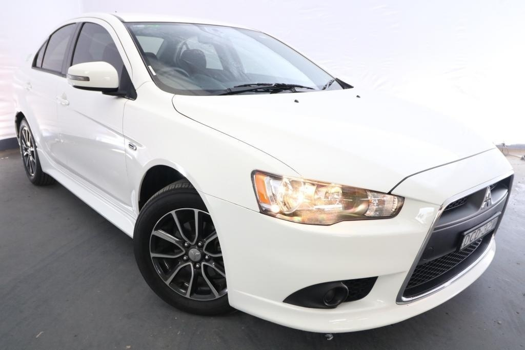 2015 Mitsubishi Lancer ES SPORT CJ MY15 / 6 Speed CVT Auto Sequential / Sedan / 2.0L / 4 Cylinder / Petrol / 4x2 / 4 door / Model Year '15 September release RN415A