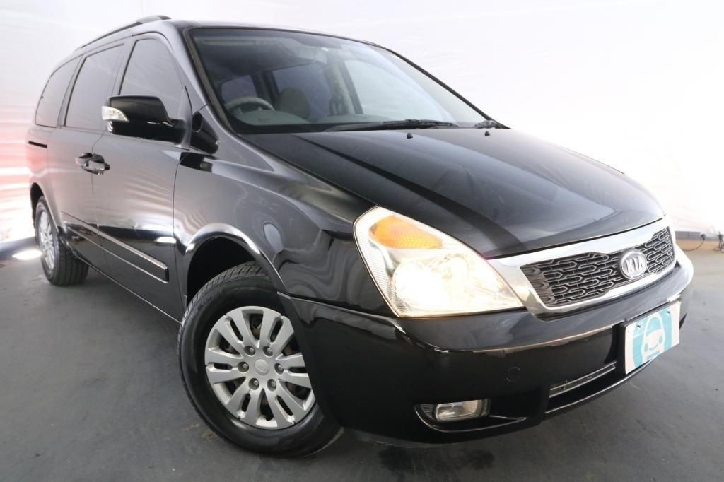 2010 Kia Grand Carnival Si VQ MY11 / 6 Speed Automatic / Wagon / 3.5L / 6 Cylinder / Petrol / 4x2 / 4 door / Model Year '11 June release KQ810F