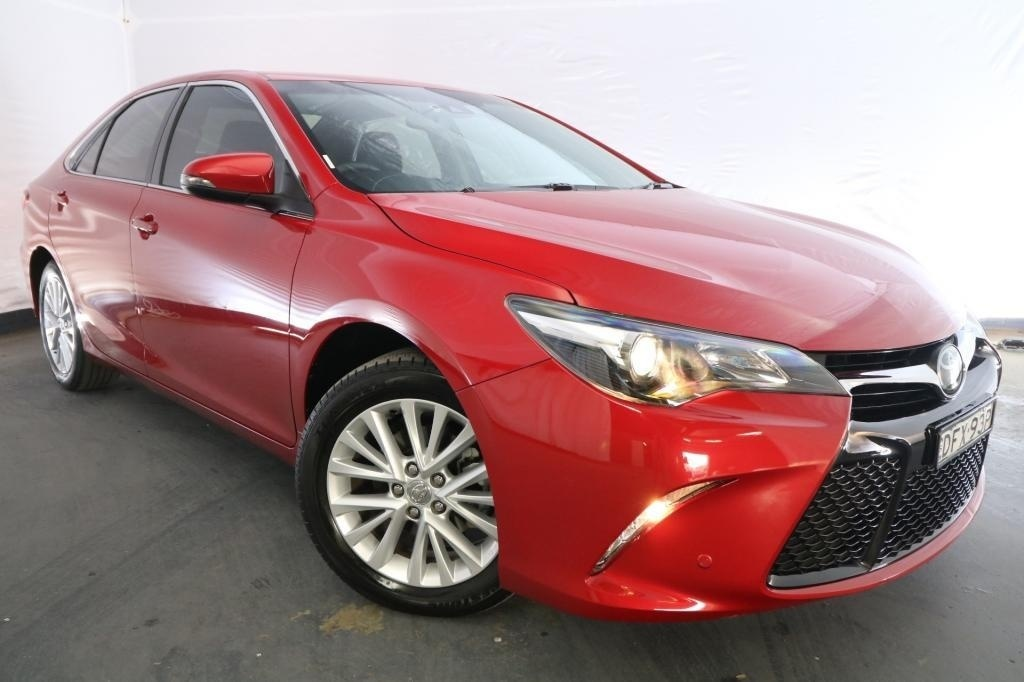 2016 Toyota Camry ATARA SL ASV50R MY15 / 6 Speed Automatic / Sedan / 2.5L / 4 Cylinder / Petrol / 4x2 / 4 door / Model Year '15 May release T2A16A