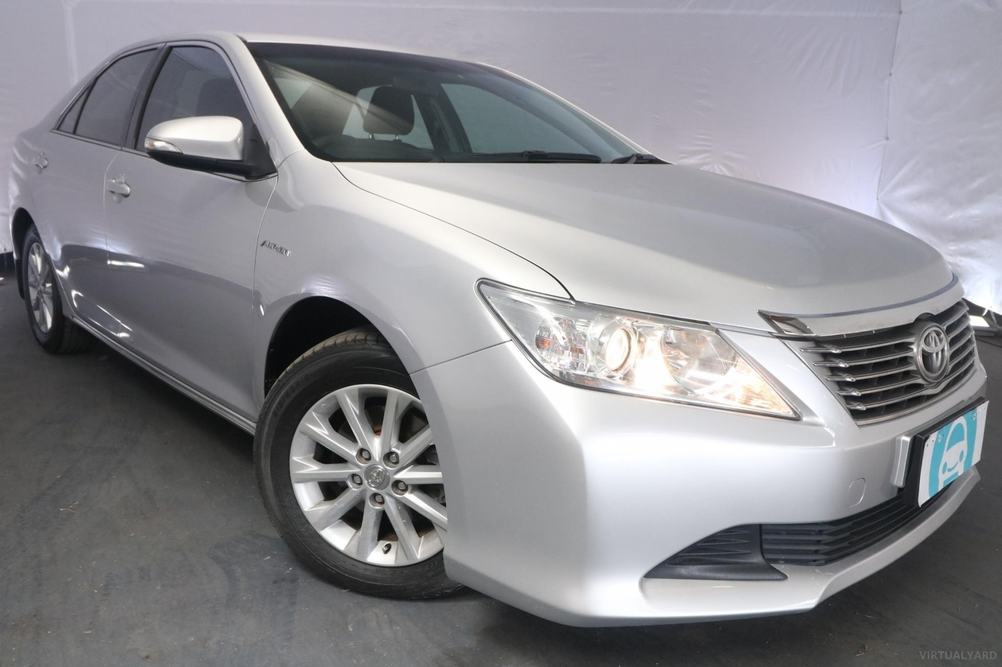 2012 Toyota Aurion AT-X GSV40R 09 UPGRADE / 6 Speed Auto Sequential / Sedan / 3.5L / 6 Cylinder / Petrol / 4x2 / 4 door / September release JQH12A