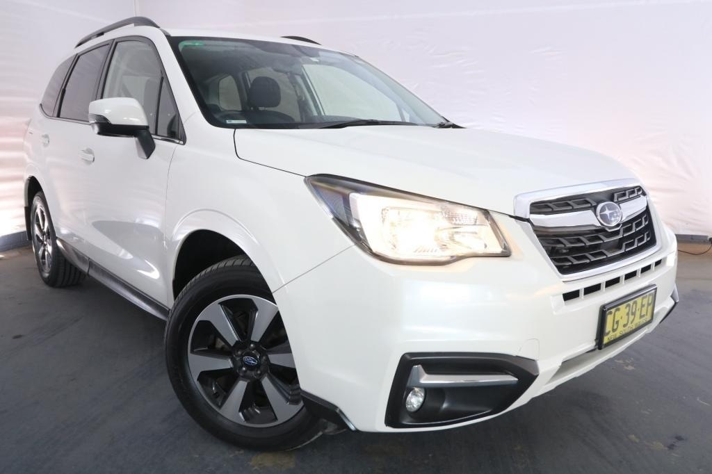2016 Subaru Forester 2.5i-L MY16 / Automatic (CVT) / Wagon / 2.5L / 4 Cylinder / Petrol / 4x4 / 4 door / Model Year '16 February release U9G16B