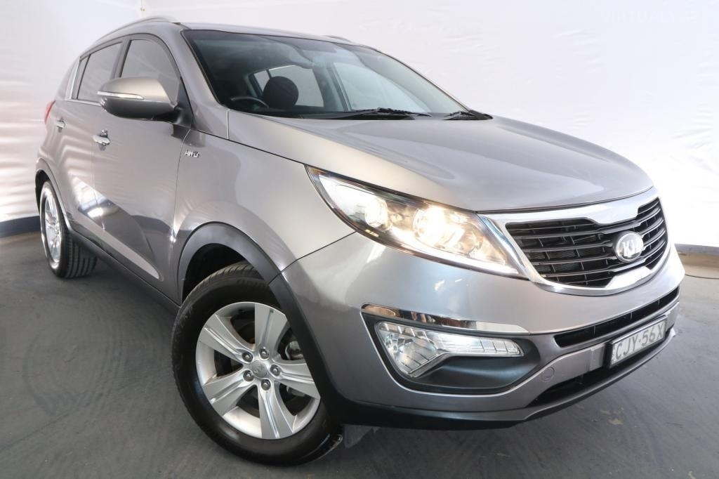 2013 Kia Sportage SLi SL SERIES 2 / 6 Speed Automatic / Wagon / 2.0L / 4 Cylinder TURBO / Diesel / 4x4 / 4 door / June release PFQ13F