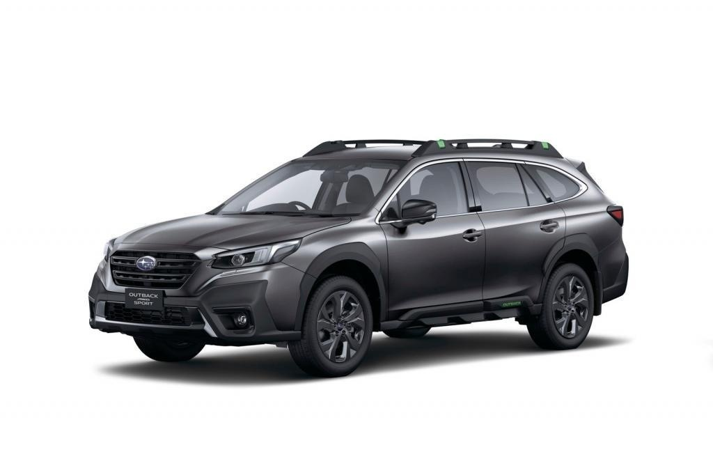 2021 Subaru Outback AWD SPORT MY21 / Automatic (CVT) / Wagon / 2.5L / 4 Cylinder / Petrol / 4x4 / 4 door / Model Year '21 December release 08QG21