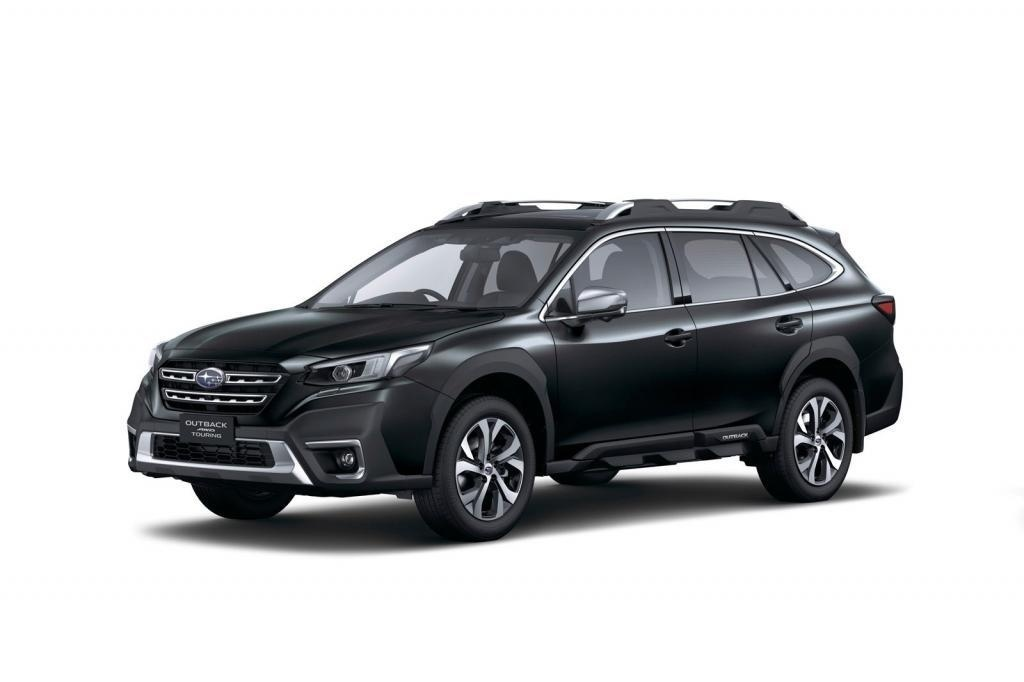 2021 Subaru Outback AWD TOURING MY21 / Automatic (CVT) / Wagon / 2.5L / 4 Cylinder / Petrol / 4x4 / 4 door / Model Year '21 December release 08QH21