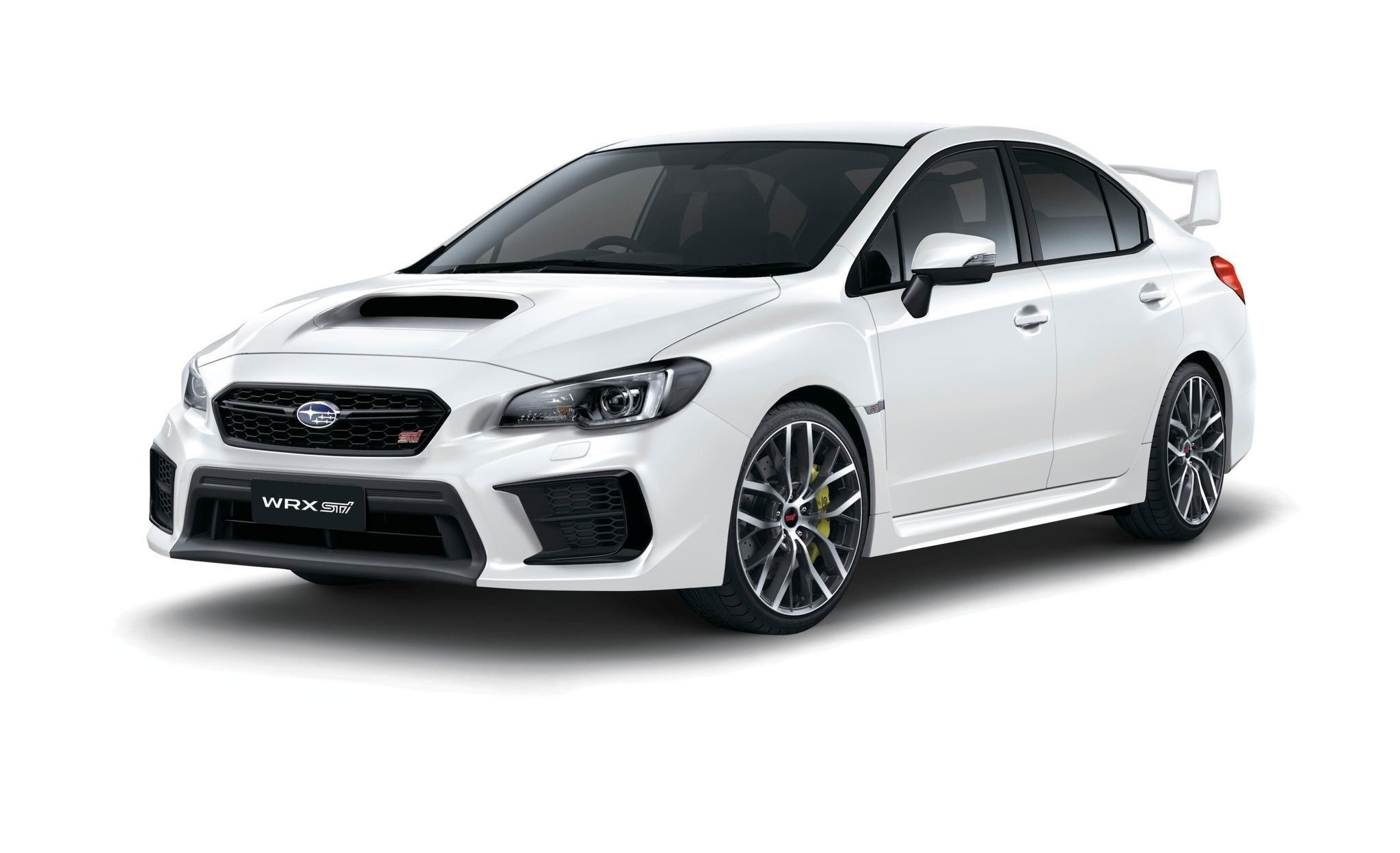 2021 Subaru WRX STi MY21 / 6 Speed Manual / Sedan / 2.5L / 4 Cylinder TURBO / Petrol / 4x4 / 4 door / Model Year '21 August release 07WX21