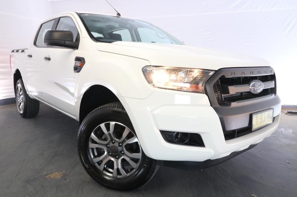 2016 Ford Ranger XL 2.2 PX MKII / 6 Speed Automatic / Crew Cab Utility / 2.2L / 4 Cylinder TURBO / Diesel / 4x4 / 4 door / August release TD516A