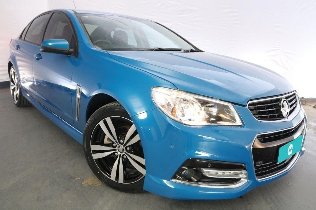 2015 Holden Commodore SV6 STORM VF MY15 / 6 Speed Automatic / Sedan / 3.6L / 6 Cylinder / Petrol / 4x2 / 4 door / Model Year '15 April release SXK15D
