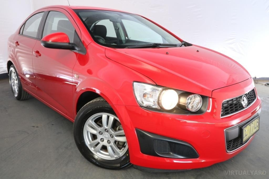 2015 Holden Barina CD TM MY15 / 6 Speed Automatic / Sedan / 1.6L / 4 Cylinder / Petrol / 4x2 / 4 door / Model Year '15 June release RF315A