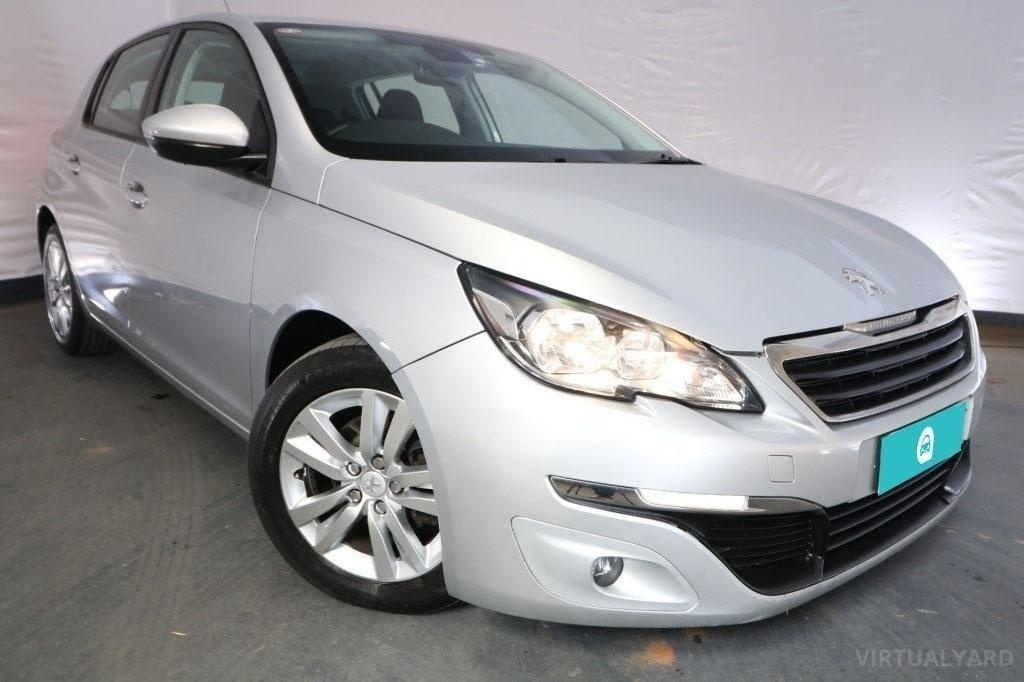 2015 Peugeot 308 ACTIVE T9 / 6 Speed Automatic / Hatchback / 1.2L / 3 Cylinder TURBO / Petrol / 4x2 / 5 door / October release S0415A