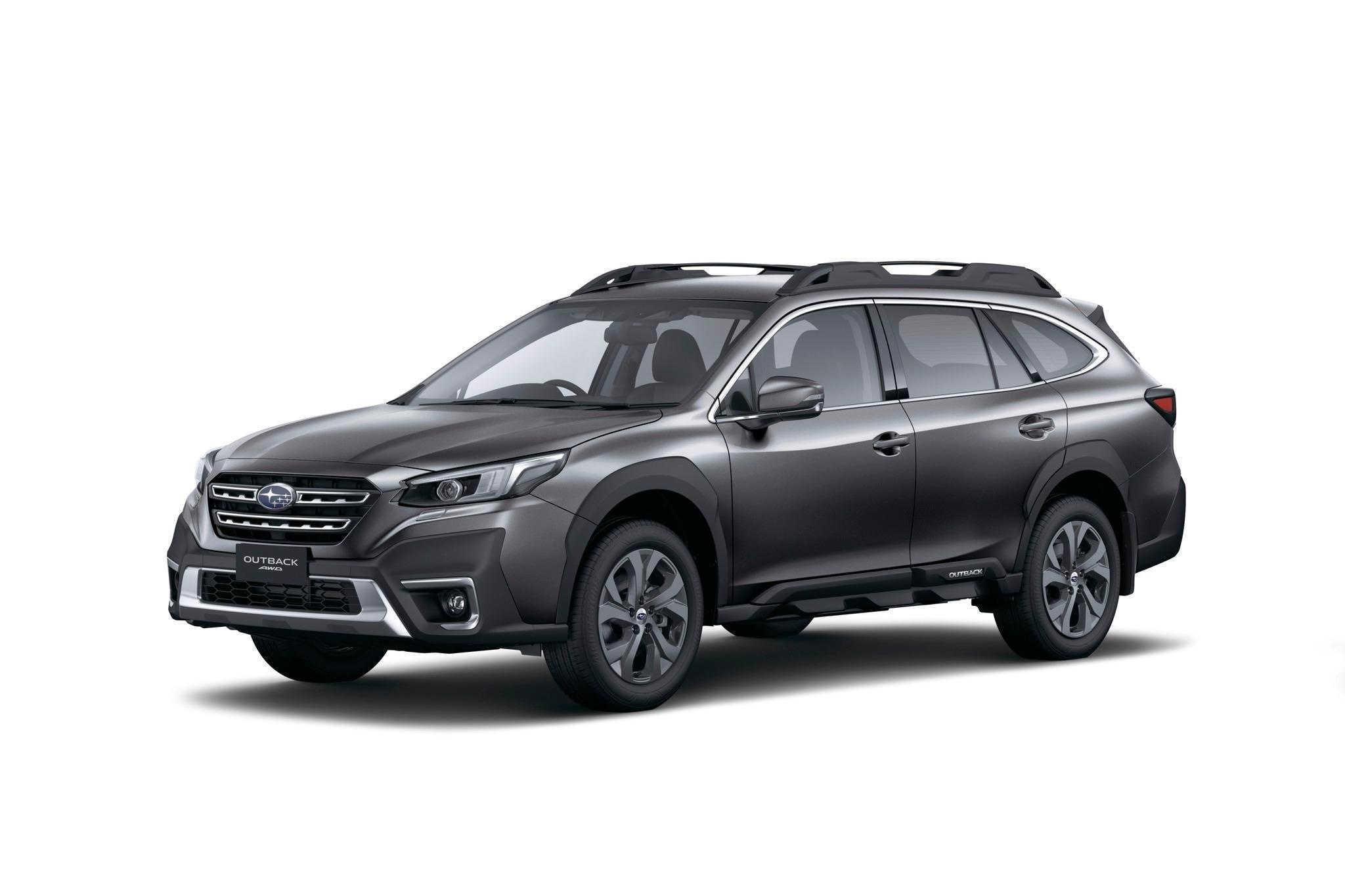 2021 Subaru Outback AWD MY21 / Automatic (CVT) / Wagon / 2.5L / 4 Cylinder / Petrol / 4x4 / 4 door / Model Year '21 December release 08QF21