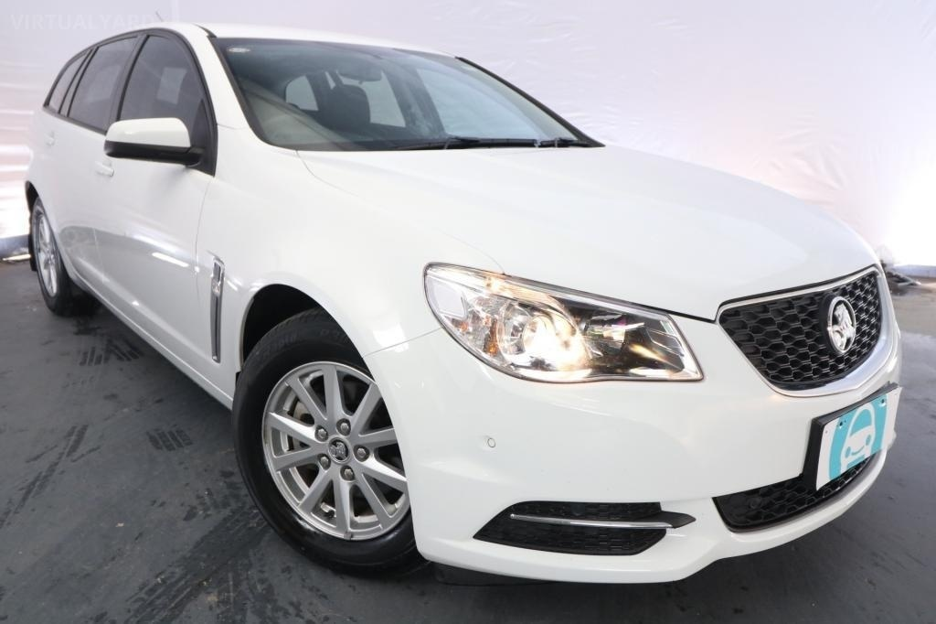 2015 Holden Commodore EVOKE VF MY15 / 6 Speed Automatic / Sportwagon / 3.0L / 6 Cylinder / Petrol / 4x2 / 4 door / Model Year '15 September release RZ515A