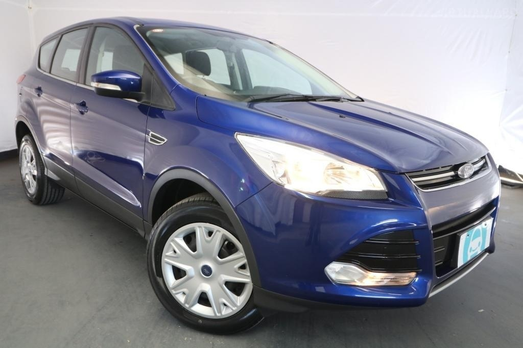 2015 Ford Kuga AMBIENTE TF MK 2 / 6 Speed Automatic / Wagon / 1.5L / 4 Cylinder TURBO / Petrol / 4x2 / 4 door / December release SGZ15A